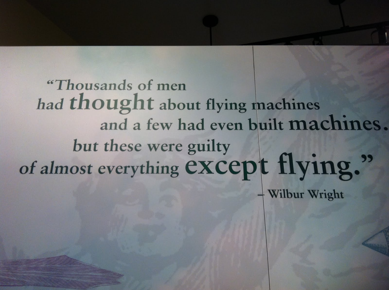 The Wright Brothers Quotes | Quotes About The Wright Brothers 43 Quotes