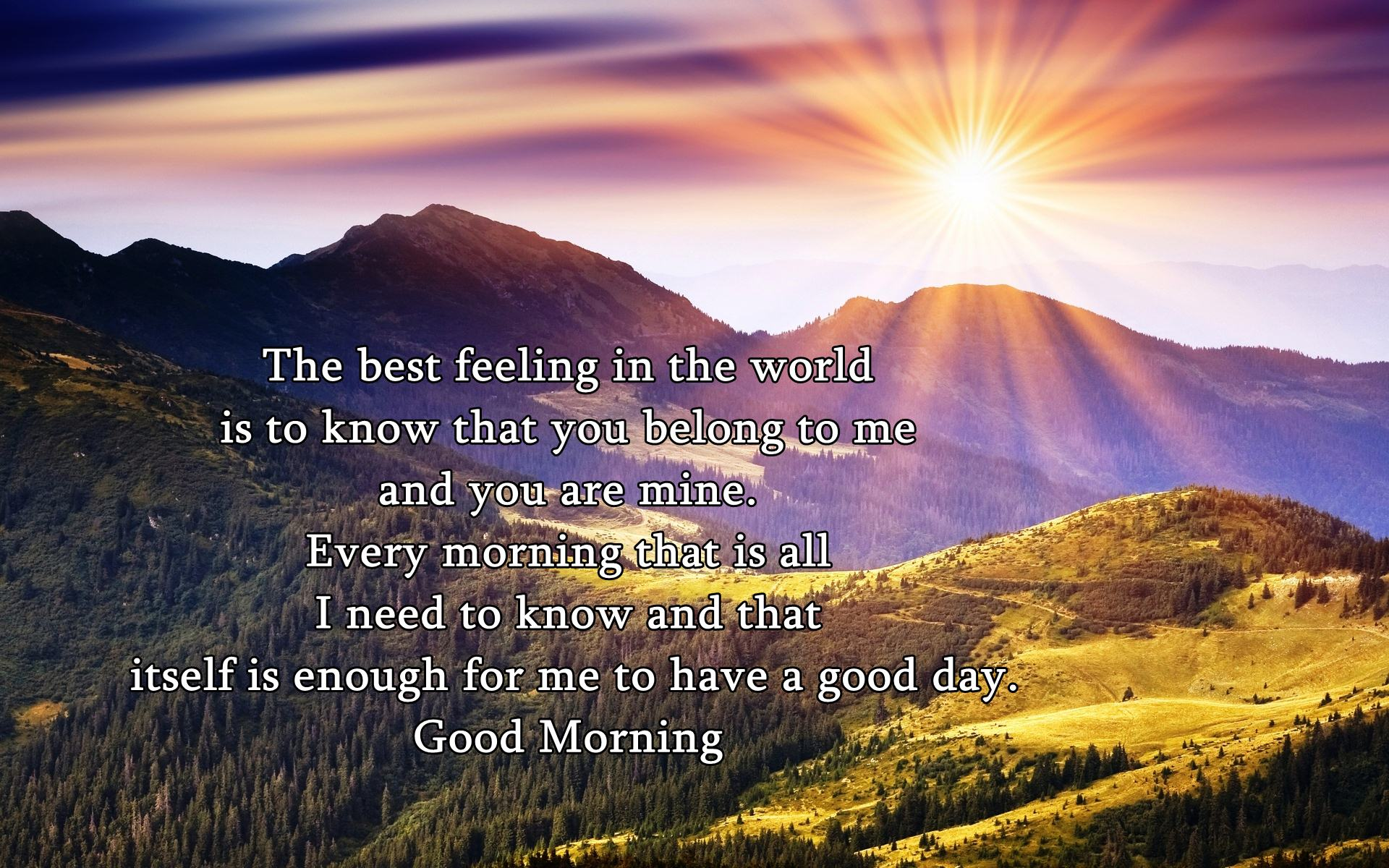 Quotes About Good Morning To Her 46 Quotes
