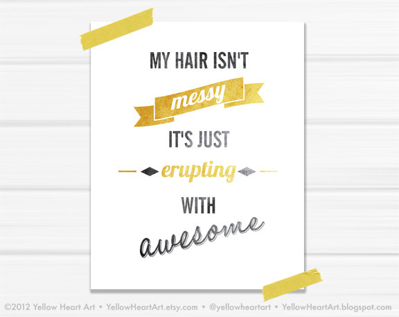 Quotes About Hair 563 Quotes