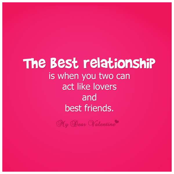 Quotes about dating best friend