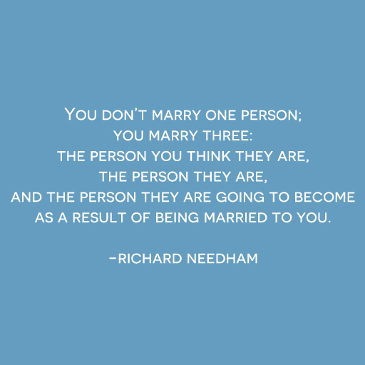 Quotes About Marriage Patience