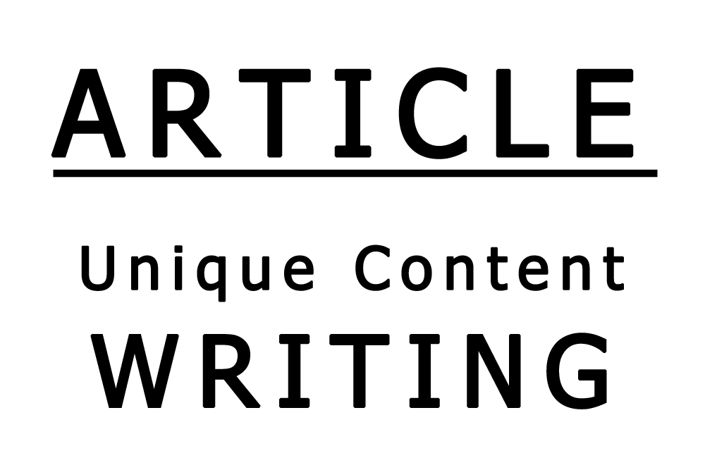 writing article