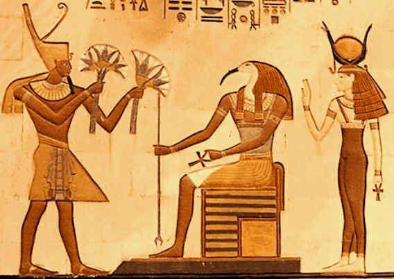 egyptian religion essay