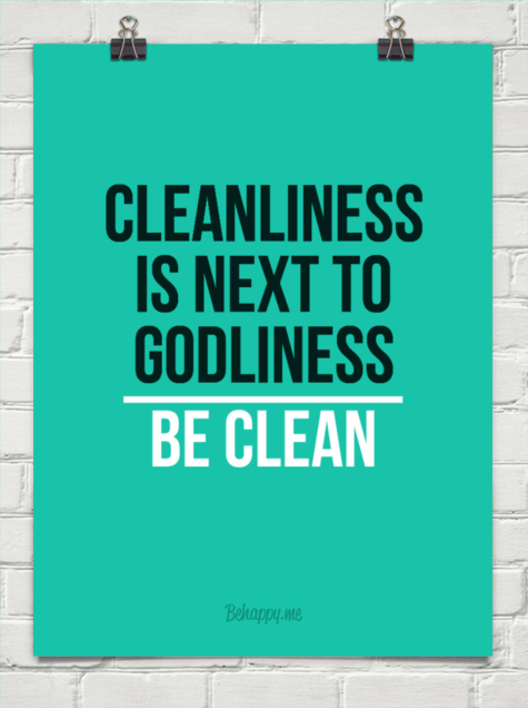 composition on cleanliness in our life about 20 lines Cleanliness is next to godliness essay 3 (200 words) cleanliness is next to godliness is the common proverb which promotes us to maintain cleanliness in our daily lives to get the feeling of well being.