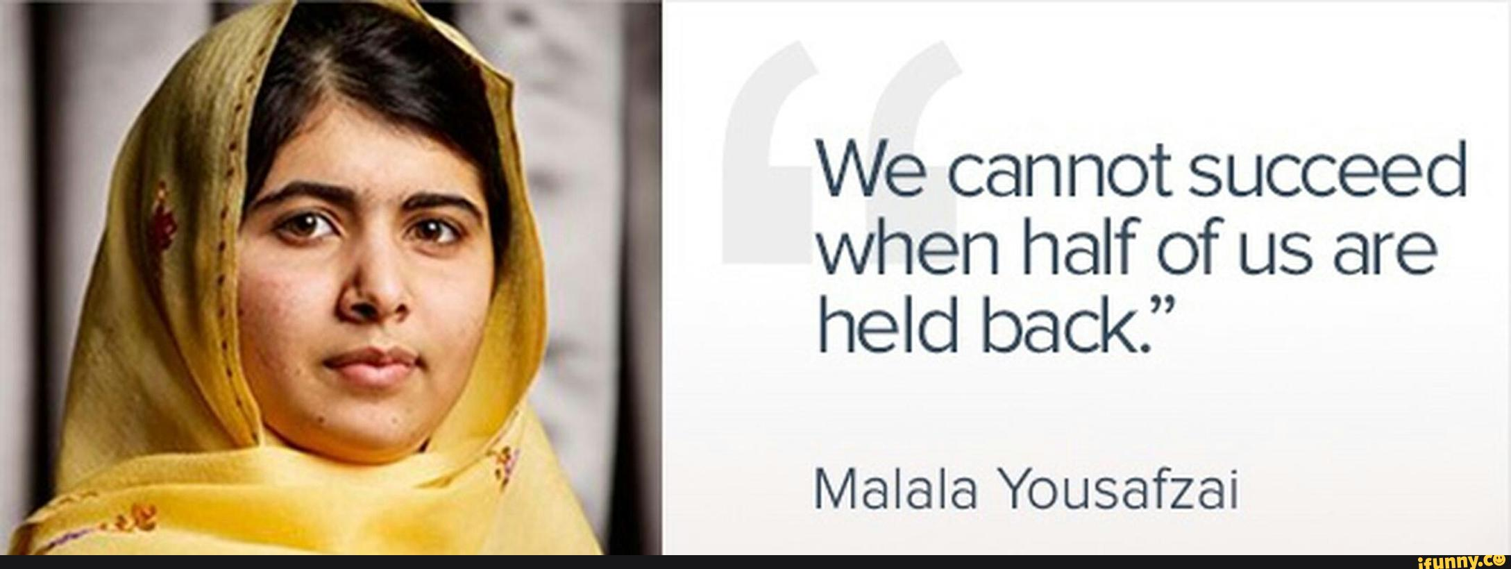 malala yousafzai a womens rights activist and one of the bravest women in the world