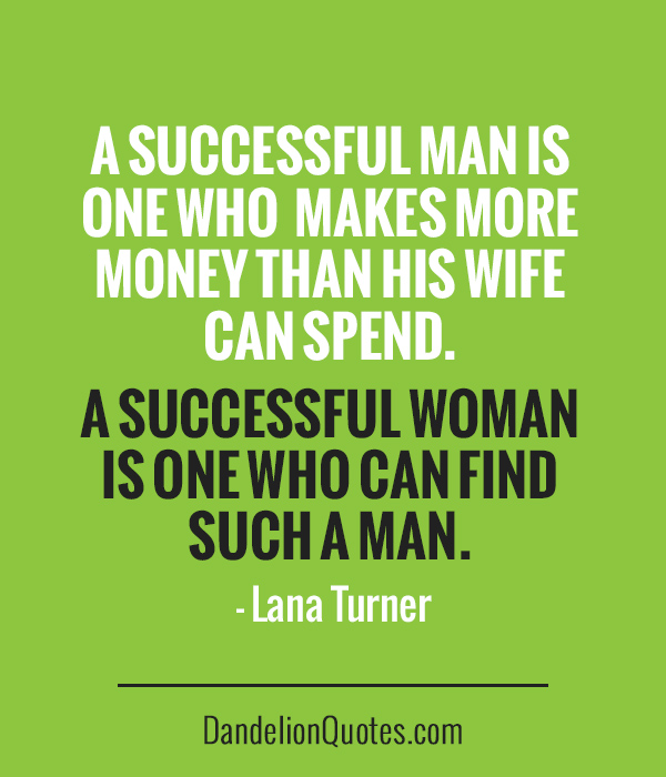 Quotes About Success Man 158 Quotes