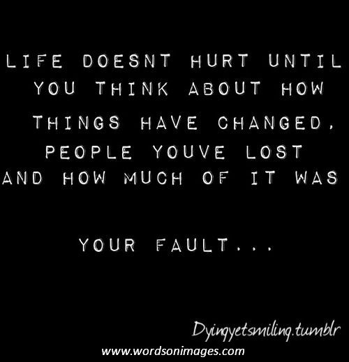 Quotes About Depression And Hopelessness 28 Quotes