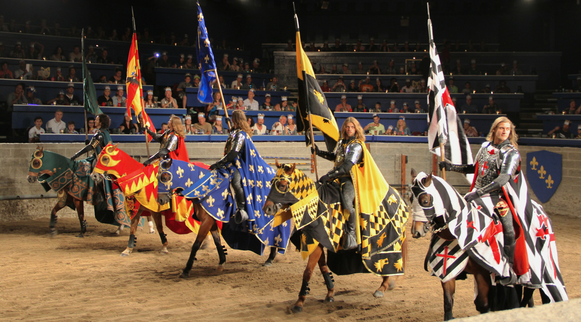 medieval time Medieval times was established in 1994, and offers you,our valued customer,the ultimate shopping experiencemedieval times offers more than just an ordinary collectibleour product line consists of thousands of swords, knives, medieval.