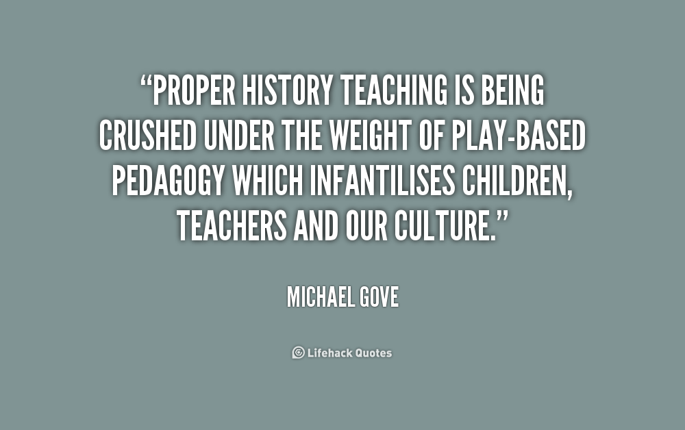 Quotes about History teacher (50 quotes)