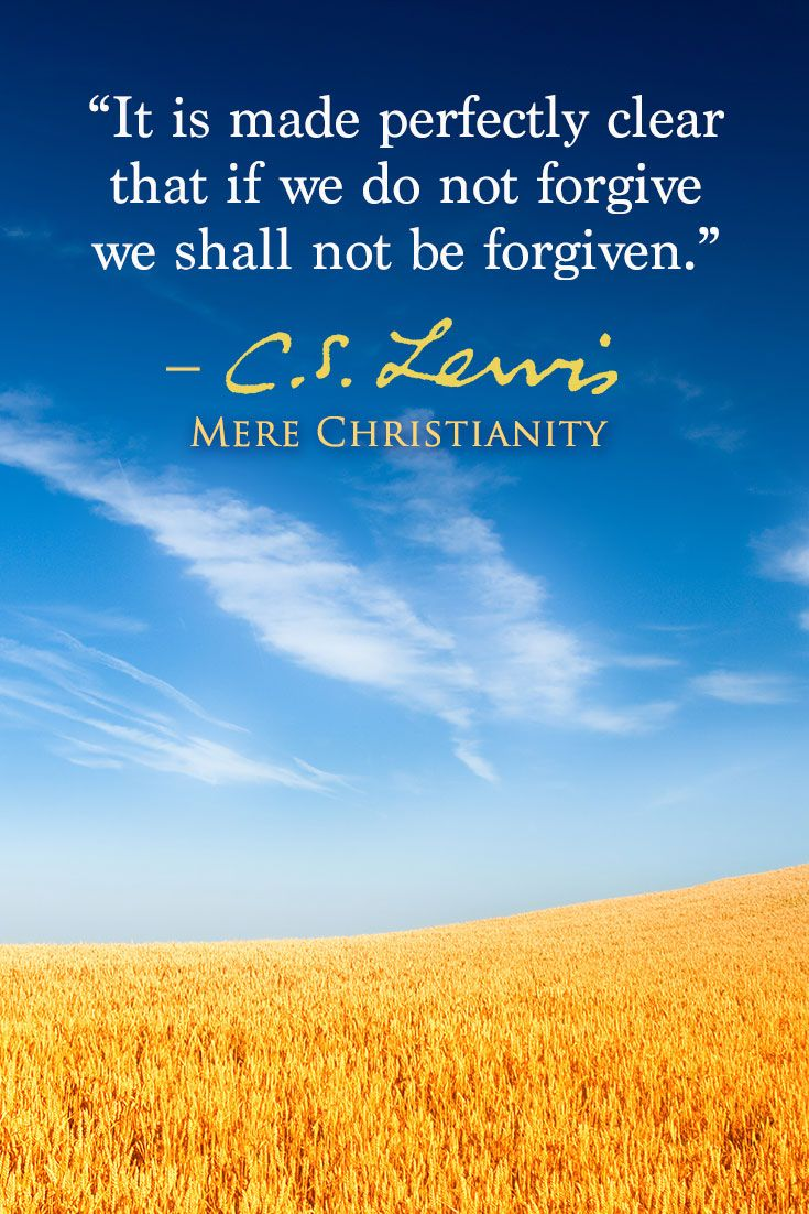 Mere christianity quotes