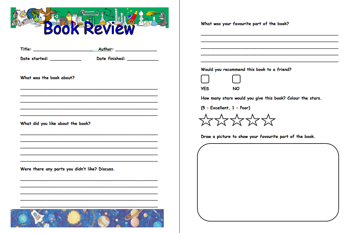 Online Book Report Format - How to Write a Book Report: Top Tips for