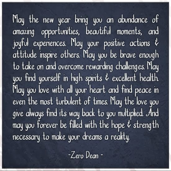quotes about positive new year