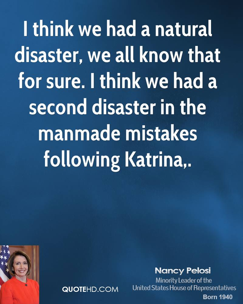 Quotes About Natural Disaster 78 Quotes