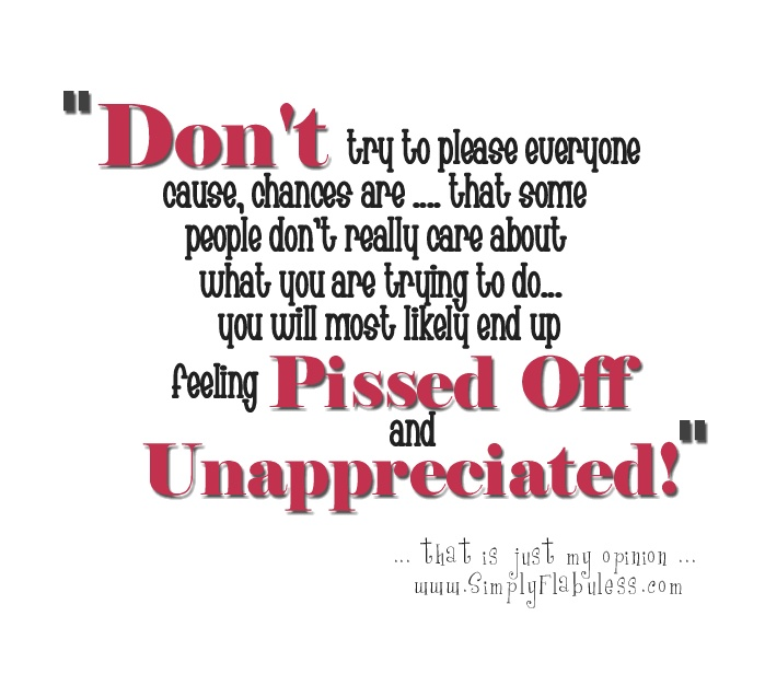 Unappreciated at work quotes