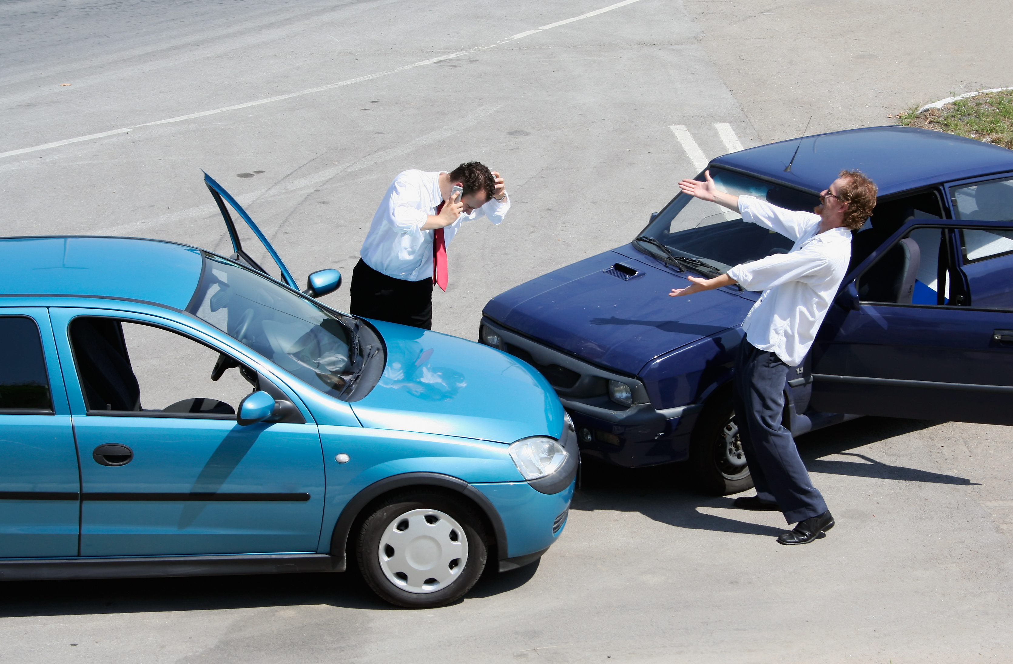 why car accidents happening cause and effect