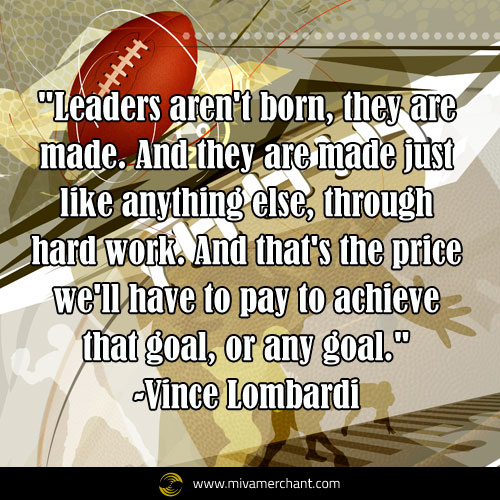 leaders arent born they are made essay