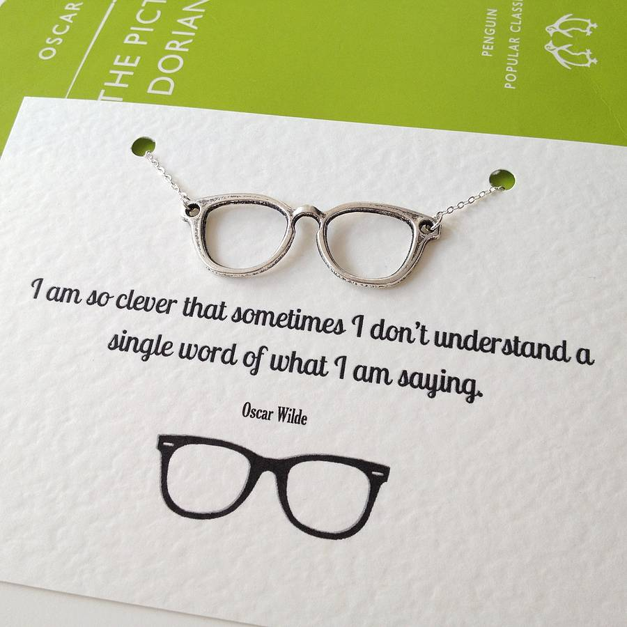 Quotes about Girl with glasses (19 quotes)