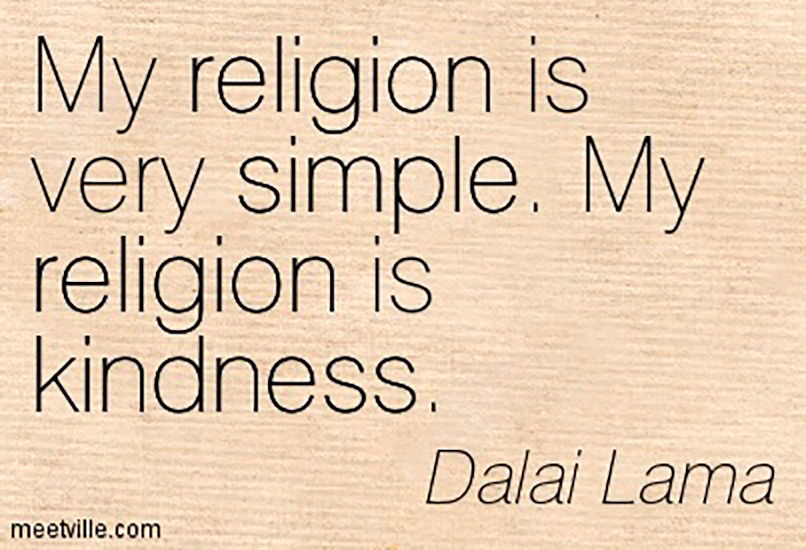 Quotes About Religion And Kindness 73 Quotes