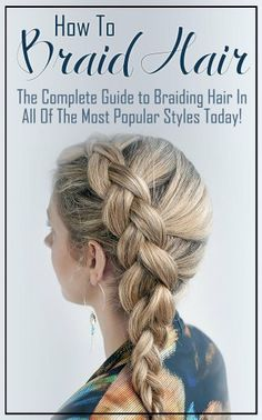 Quotes About Hair Braiding 38 Quotes