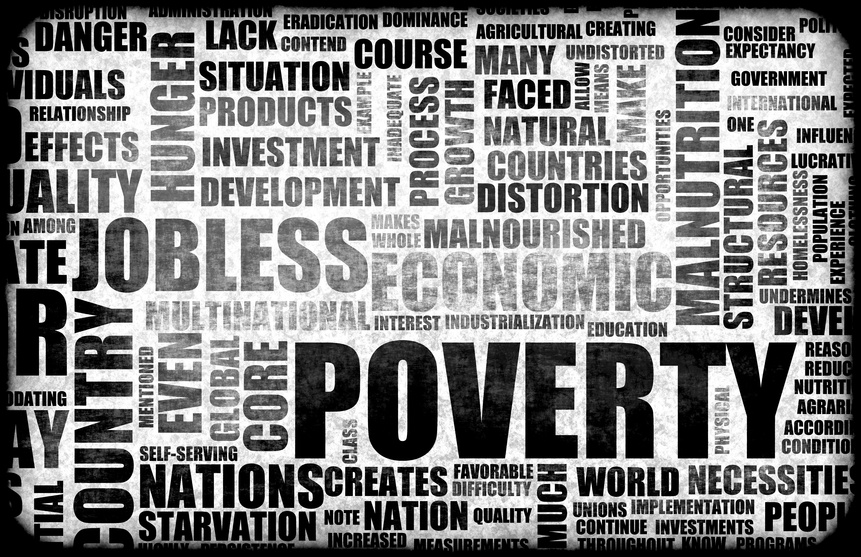 What are the major social problems in America?