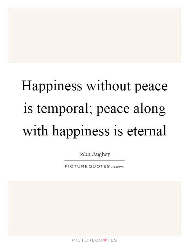 Quotes About Eternal Peace 52 Quotes