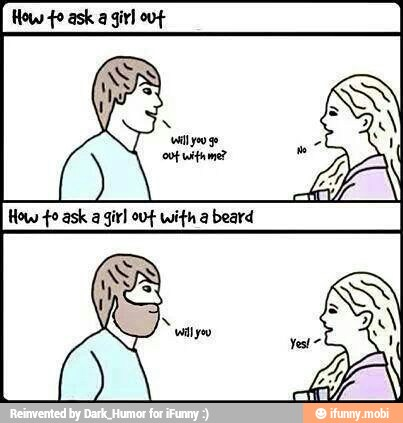 Asking a lady out