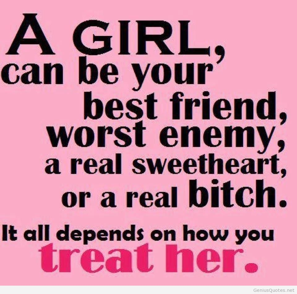 Girl night quotes