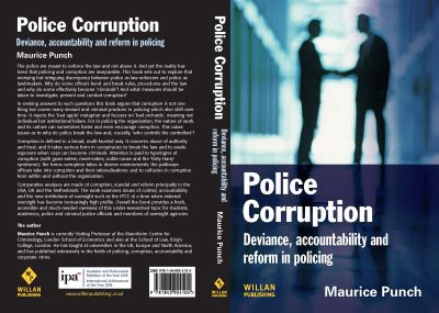 "police corruption essay However, it did not stop there police misconduct and brutality is still very much a problem in our country ""an extensive us department of justice report on police use of force released in 2001 indicates that in 1999, ""approximately 422,000 people 16 years old and older were estimated to have."