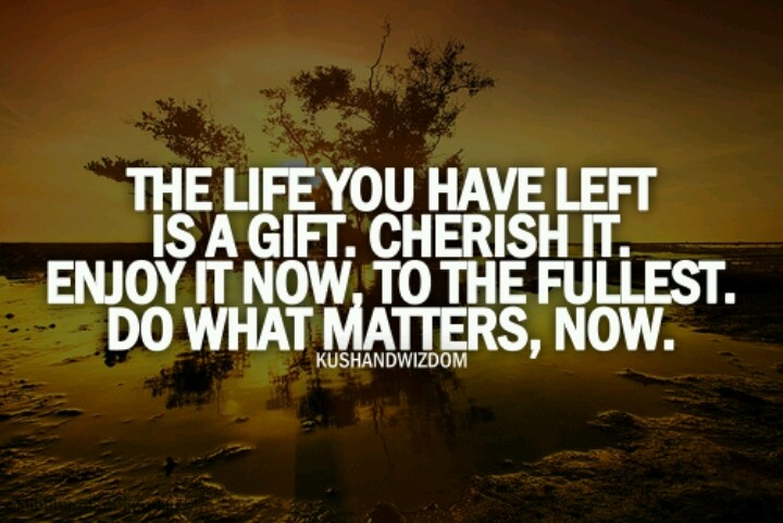 Quotes About Enjoy Life To The Fullest 34 Quotes