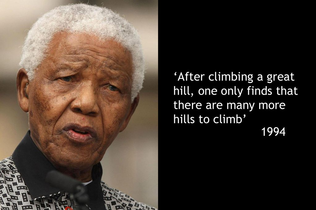 Quotes About Leadership Nelson Mandela 17 Quotes
