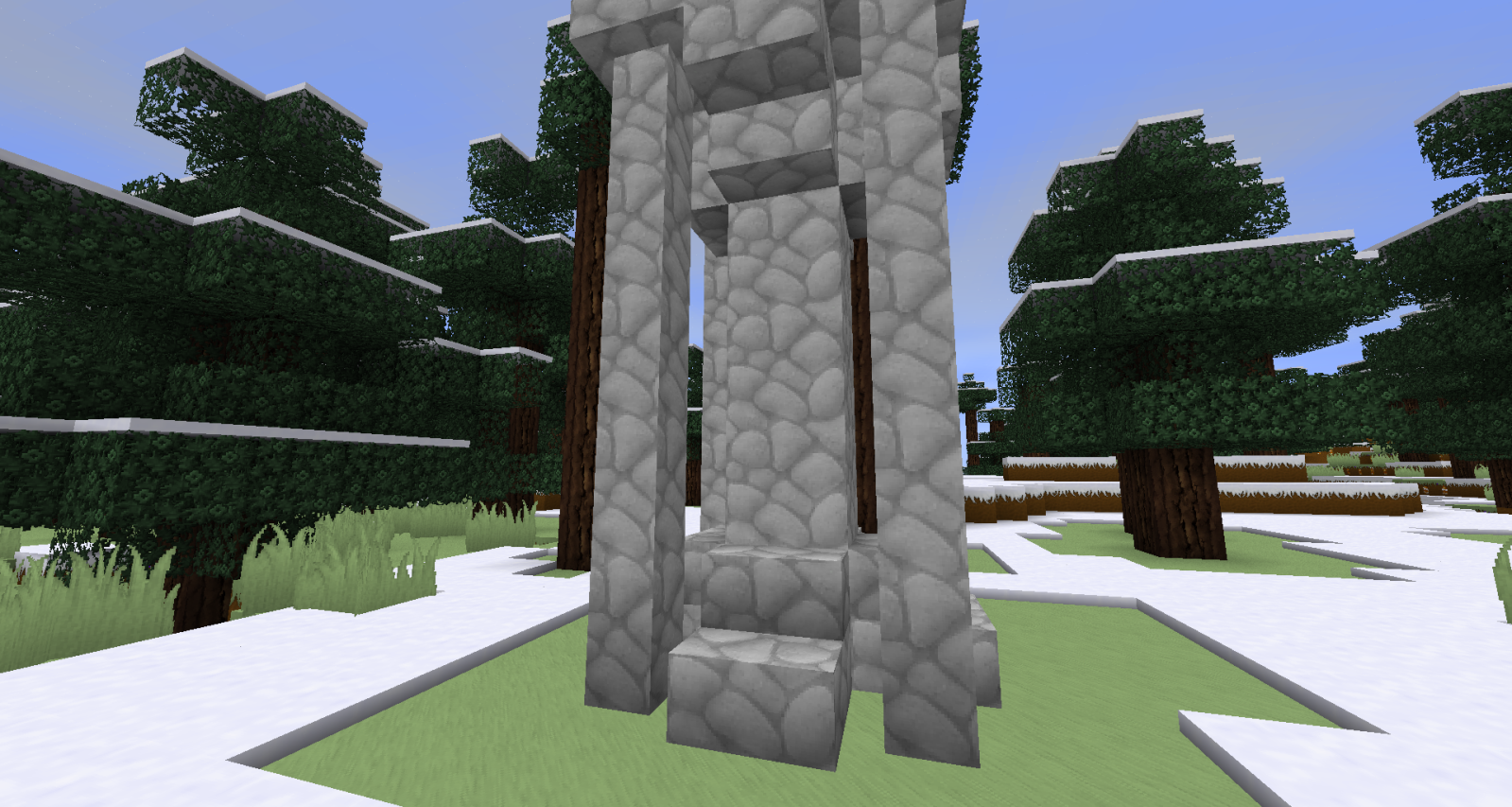 cobblestone wall minecraft