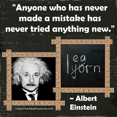 the perseverance of albert einstein