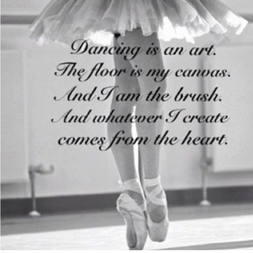 Quotes About Ballet Dancing 44 Quotes