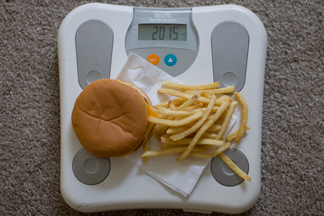 thesis on fast food and obesity