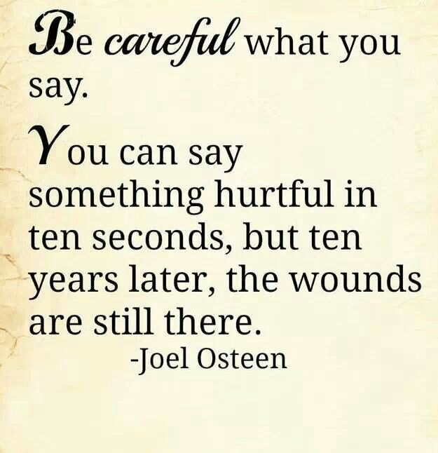 be careful of the words you say essay Be careful what you wish essay 800 words be careful what you wish for drama practice revision homework writing essays--which is what i am doing now so many things to do, so little time to actually do it.