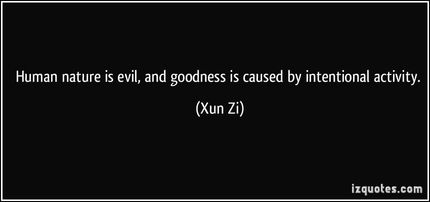 Human nature quotes sayings