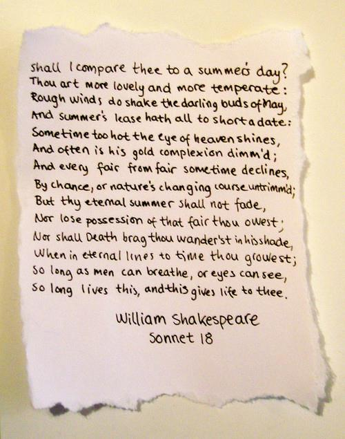 help me write a sonnet about love Famous sonnets how to write a sonnet love sonnets you want to know how to write a sonnet like one of shakespeare's can anyone help me to make a sonnet.