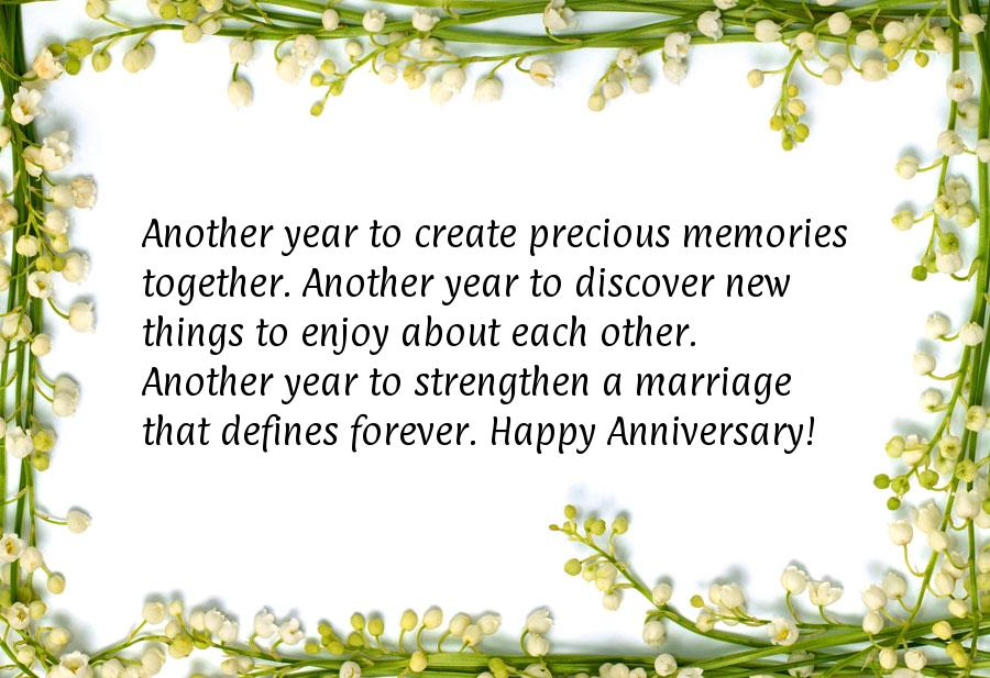 Quotes About Anniversary Marriage 27 Quotes