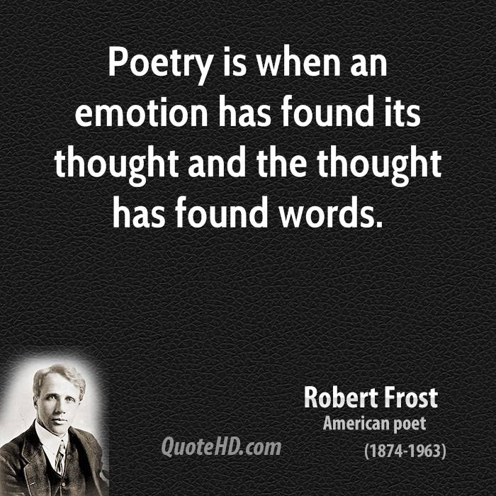 Quotes about Poetry robert frost (20 quotes)
