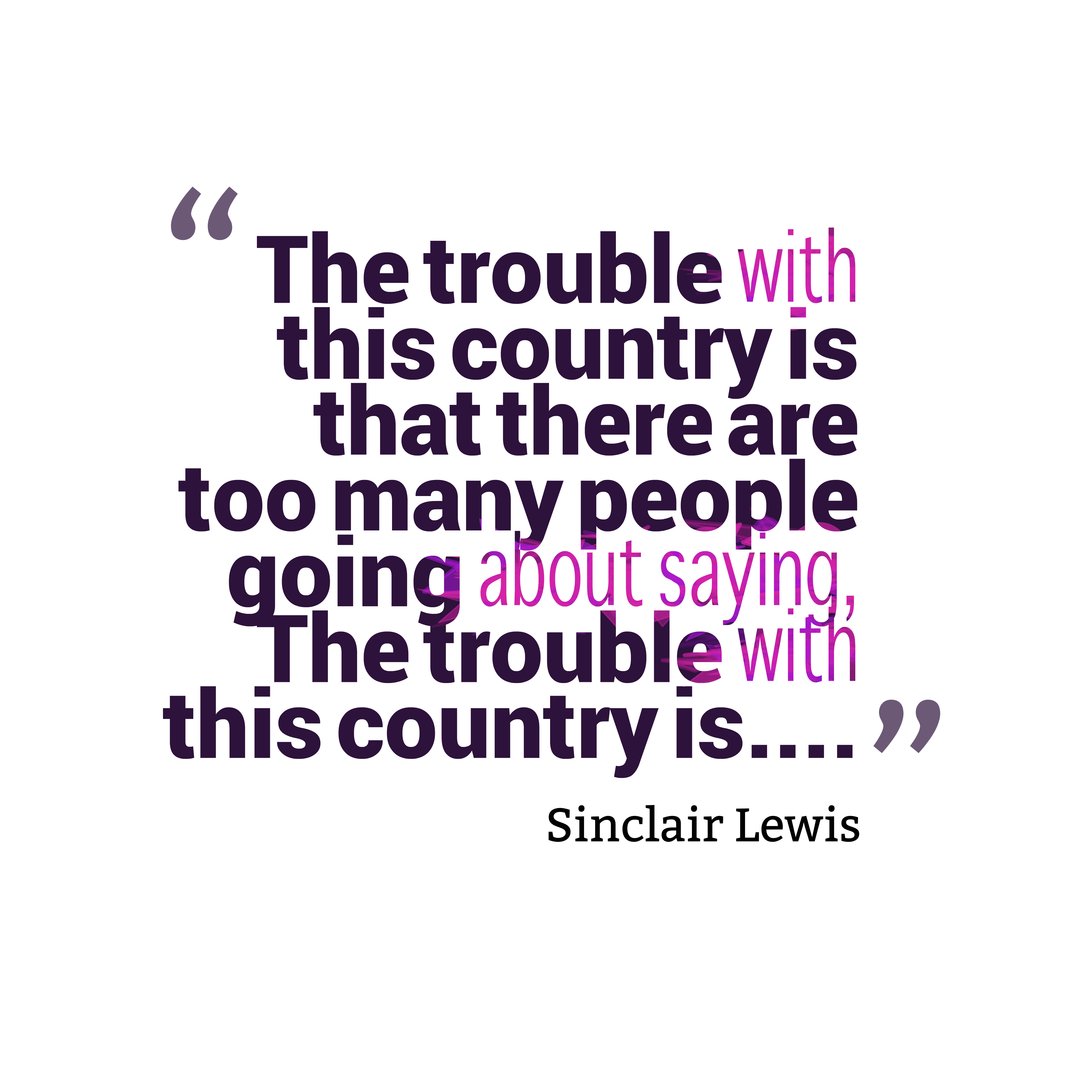 Quotes About National Troubles 26 Quotes