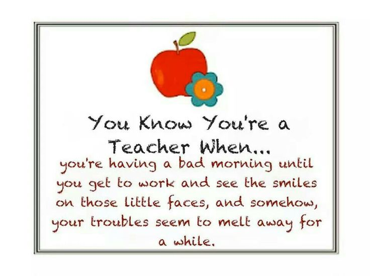 Quotes about Teaching preschool 60 quotes Interesting Preschool Teacher Quotes