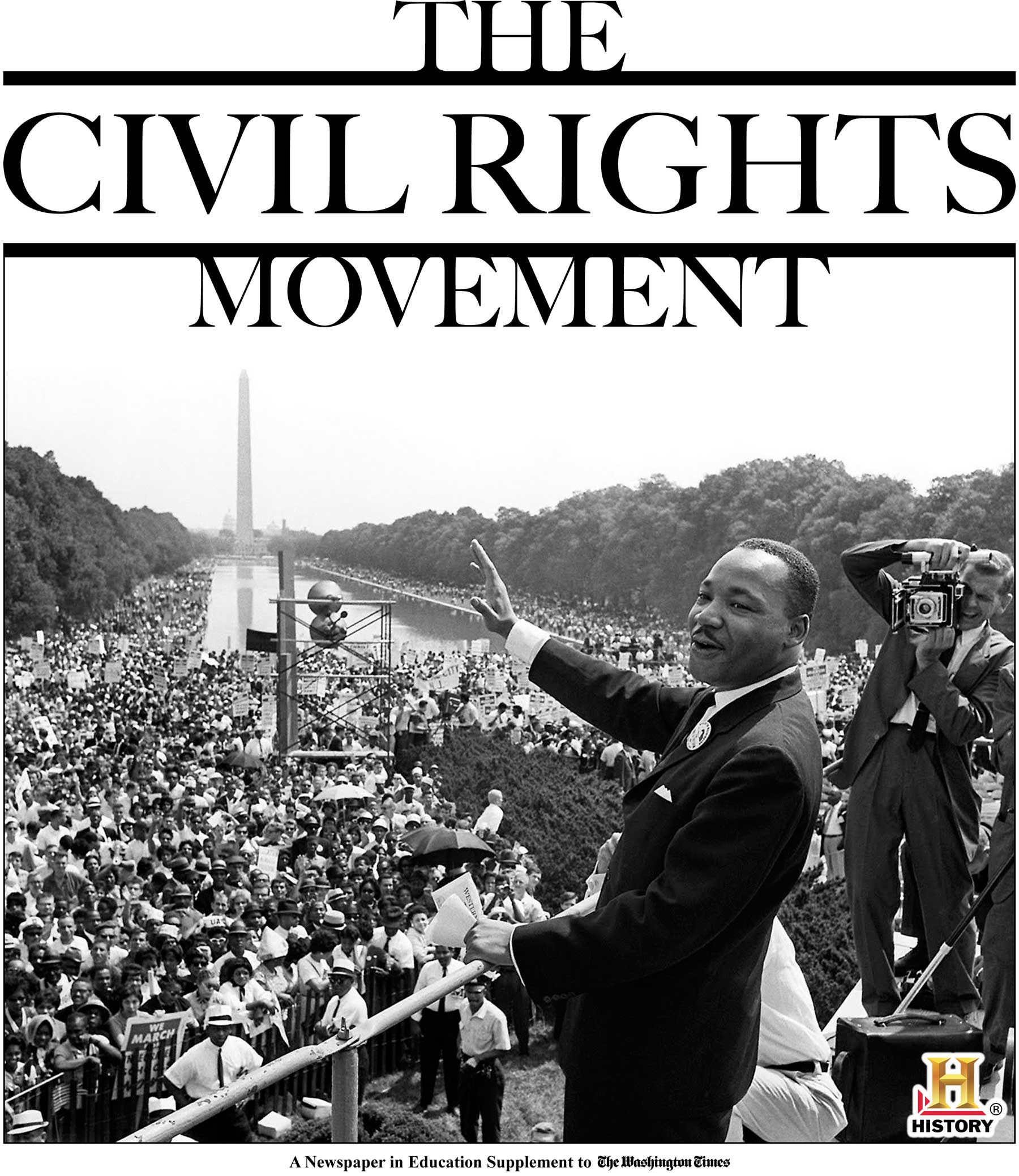 the relationship between activism and federal government during the civil rights movement