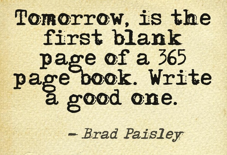 quotes about new years