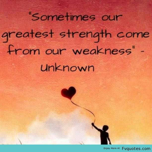 Writing Strength And Weaknesses Essay