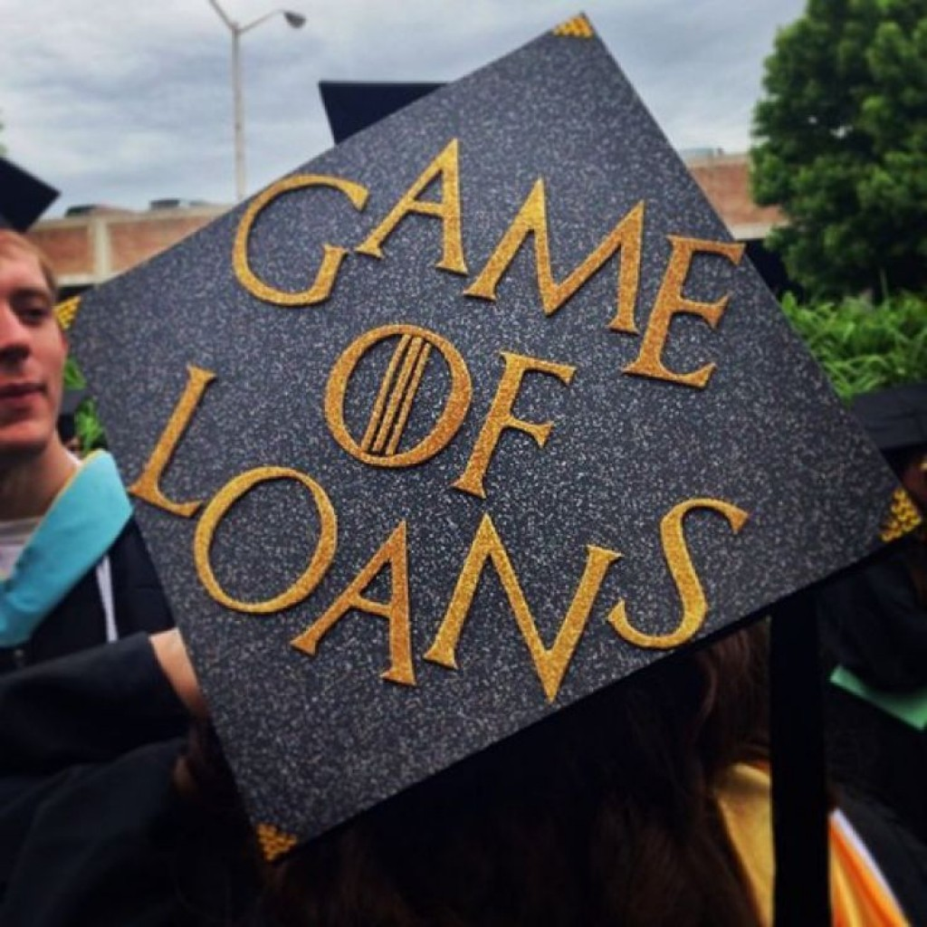 ripping off young america the college loan Is traditional colleges and universities in united states really ripping off students by overcharging tuitions and fees and that about half the young people in.