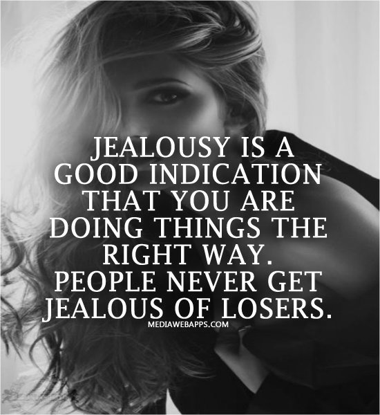 Quotes About Jealousy And Trust 18 Quotes