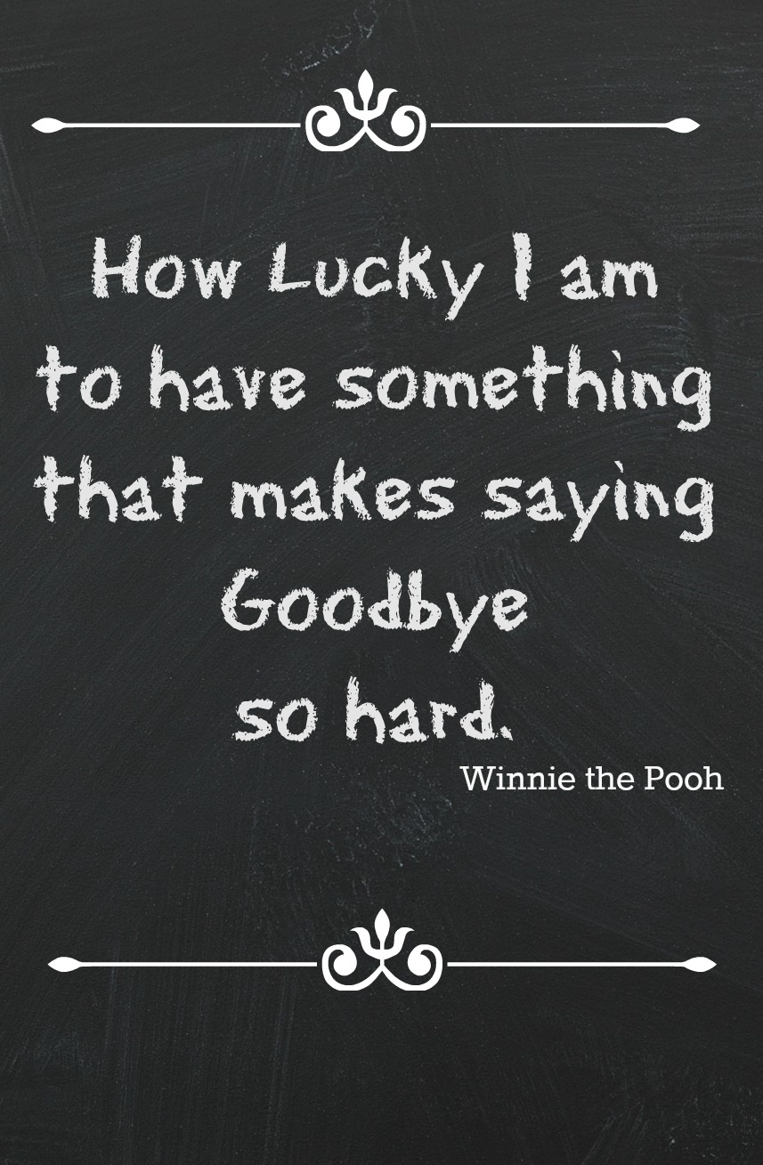 quotes on college farewell