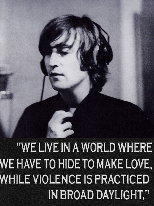 Quotes About Love John Lennon 38 Quotes