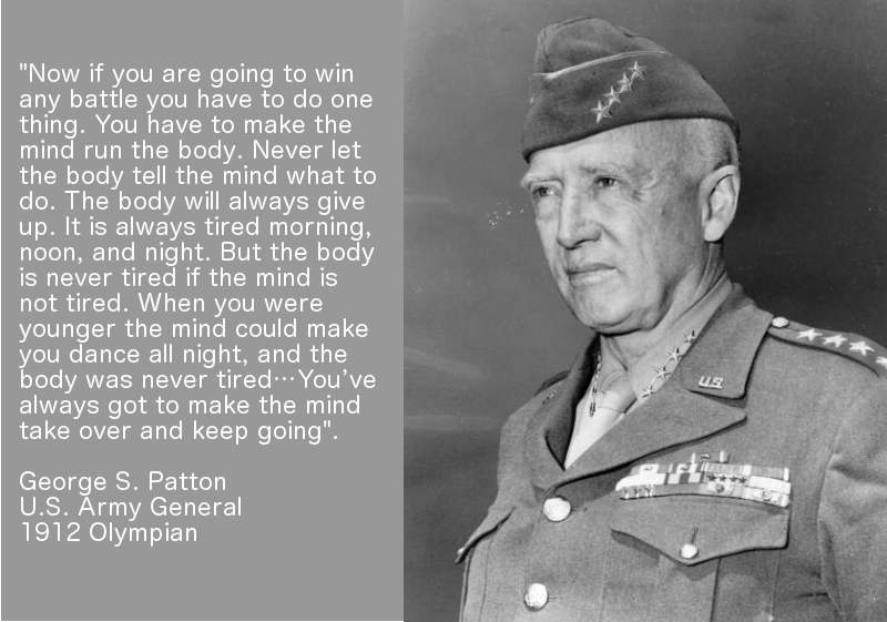 Quotes About Courage Patton 22 Quotes
