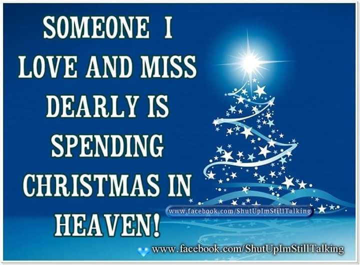 Http Imgarcade 1 Missing Someone In Heaven At Christmas